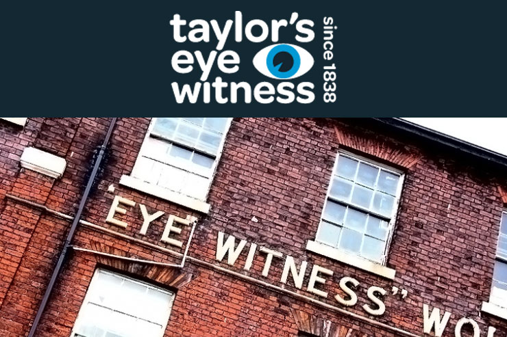 Taylor's Eye Witness