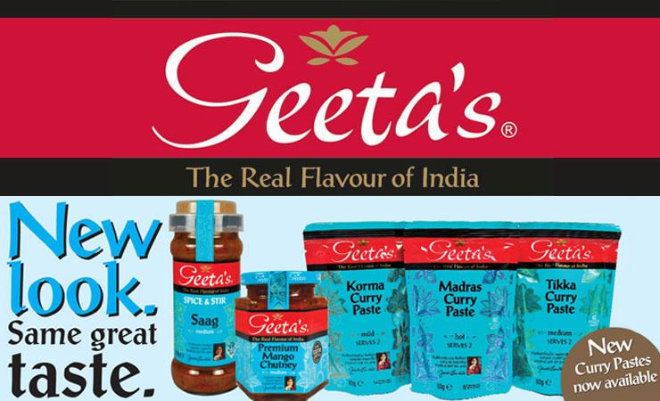 Geeta's